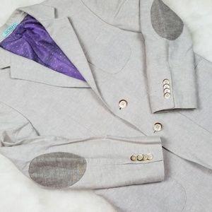 Other - Gioberti linen blend blazer